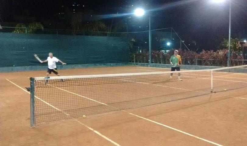 Inscrição 1° Torneio de Tênis Oásis