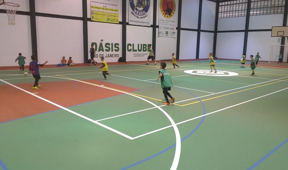 Nova Escolinha de Futsal