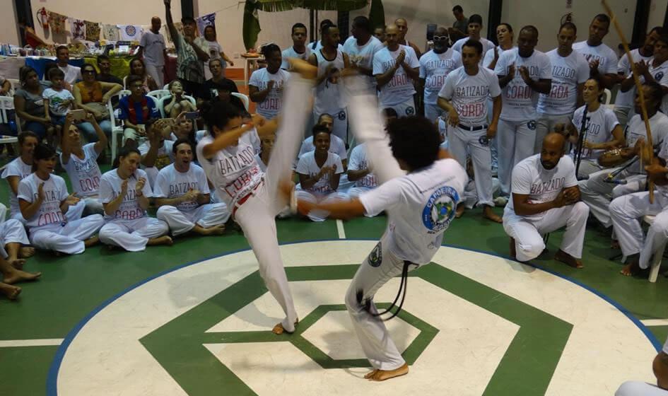 Capoeira Internacional