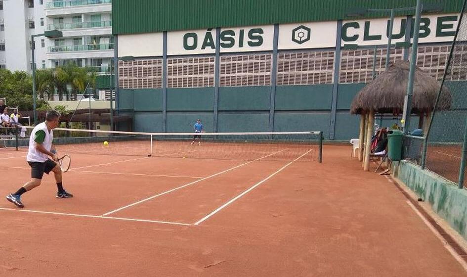 Inscrição 2º Torneio Aberto de Tênis
