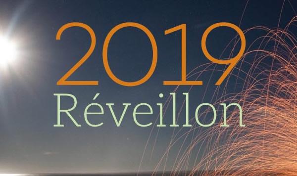 Convites Réveillon 2019