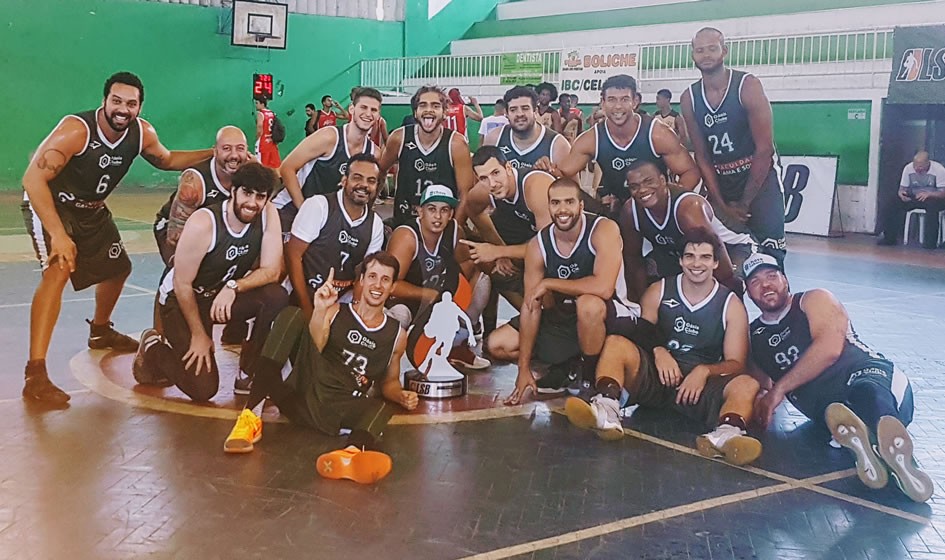 Oásis é Campeão Estadual de basquete!