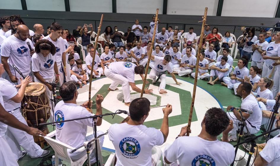 2º Encontro Cultural Sou + Capoeira