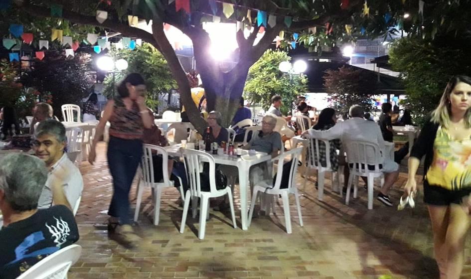 Festa Junina animou a Família Oásis