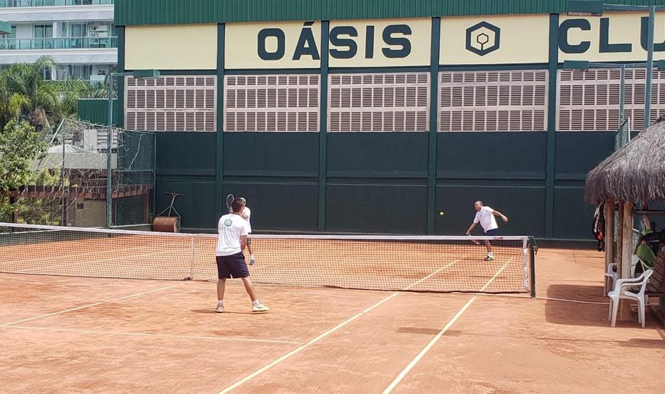 Torneio de Tênis - Francisco Camacho