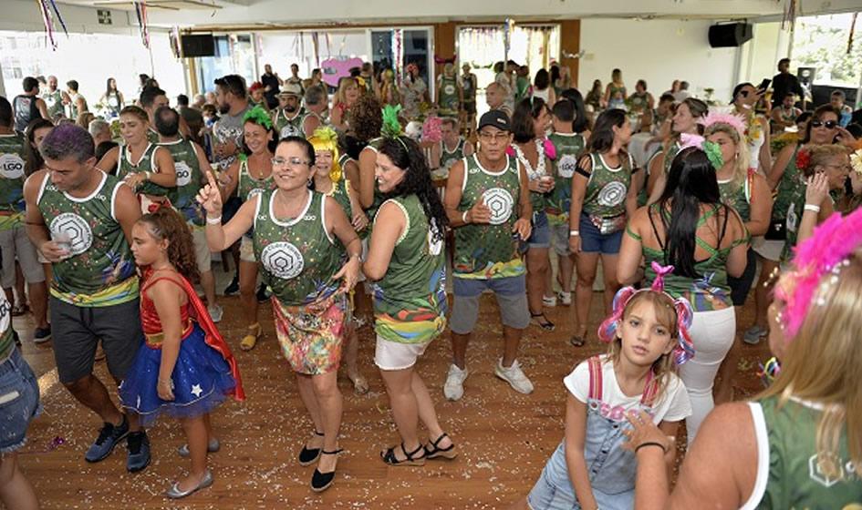 Feijoada Pré-Carnavalesca bombou